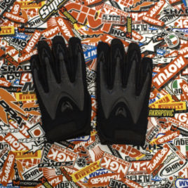 GUANTES MOTORMAN TACTICO BLACK